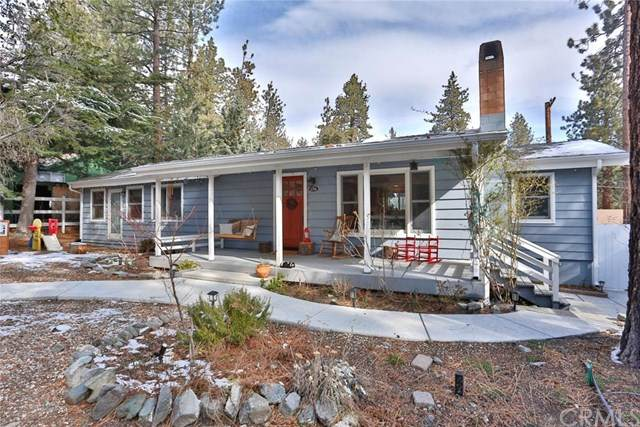 1708 Blackbird Road, Wrightwood, CA 92397 (#302477812) :: Keller Williams - Triolo Realty Group