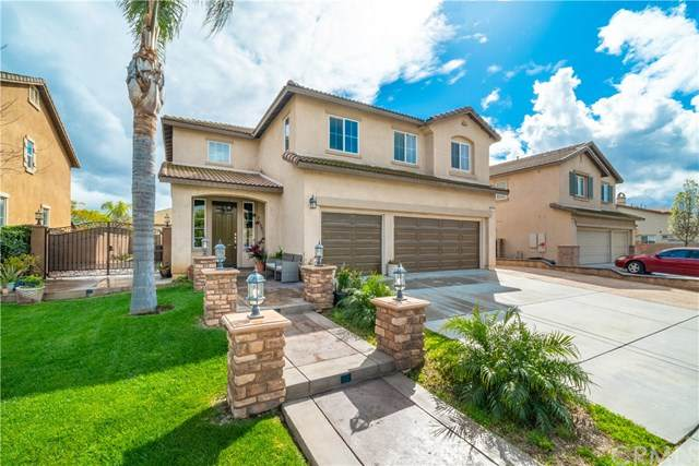 14537 Becker Drive, Eastvale, CA 92880 (#302477852) :: Keller Williams - Triolo Realty Group