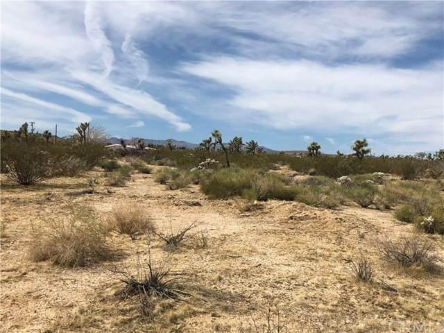 0 Buena Vista, Yucca Valley, CA 92284 (#302478709) :: Compass