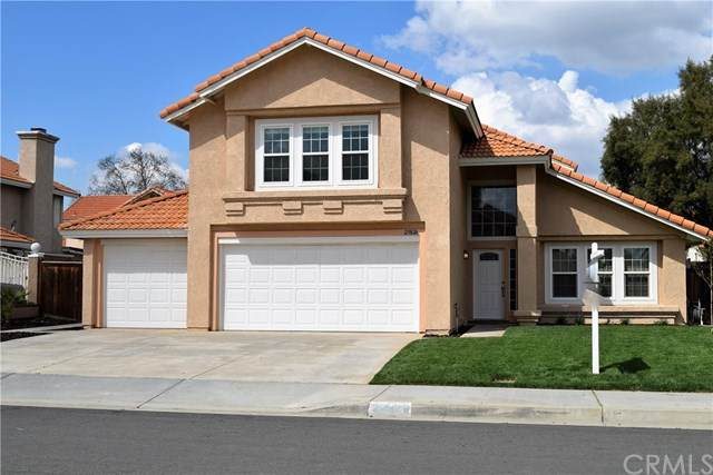 23826 Cockatiel Drive, Moreno Valley, CA 92557 (#302478939) :: Whissel Realty