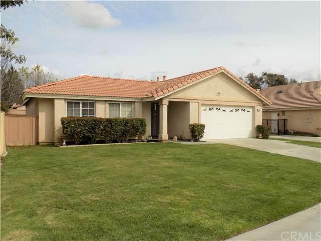 1345 Stacey Way, San Jacinto, CA 92583 (#302478998) :: Keller Williams - Triolo Realty Group