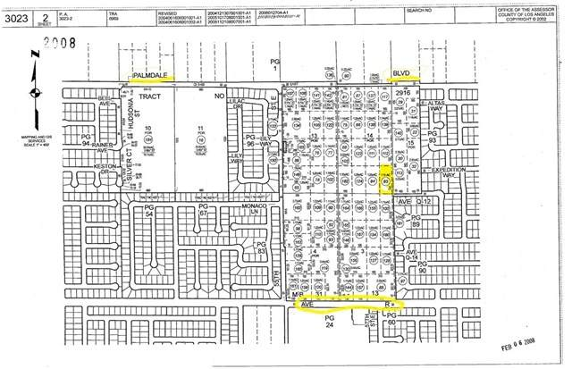55 Vac/Vic Palmdale Blvd/55Th Ste, Palmdale, CA 93550 (#302480052) :: Keller Williams - Triolo Realty Group