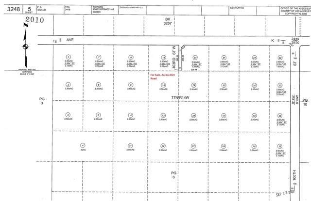 0 Vac/Vic Avenue K2/102 Stw, Del Sur, CA 93536 (#302481603) :: Keller Williams - Triolo Realty Group