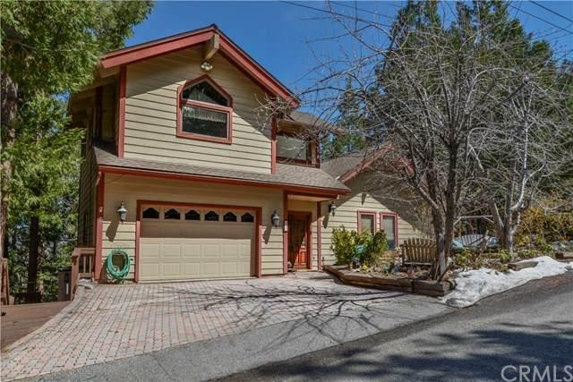817 Nadelhorn Drive, Lake Arrowhead, CA 92352 (#302482464) :: Keller Williams - Triolo Realty Group