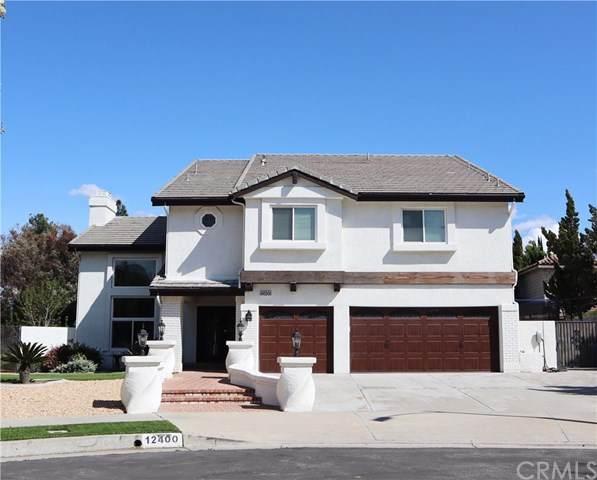 12400 Cascade Canyon Drive, Granada Hills, CA 91344 (#302483274) :: Cay, Carly & Patrick | Keller Williams