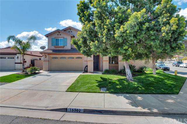 15302 Madrone Court, Lake Elsinore, CA 92530 (#302483977) :: The Stein Group