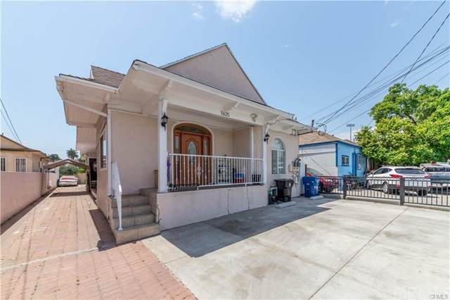 1635 S Berendo Street, Los Angeles, CA 90006 (#302484043) :: Whissel Realty