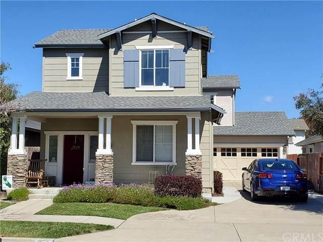 1712 Foreman Court, San Luis Obispo, CA 93405 (#302484931) :: Whissel Realty