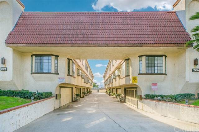 206 W Cypress Avenue E, Monrovia, CA 91016 (#302485231) :: The Yarbrough Group