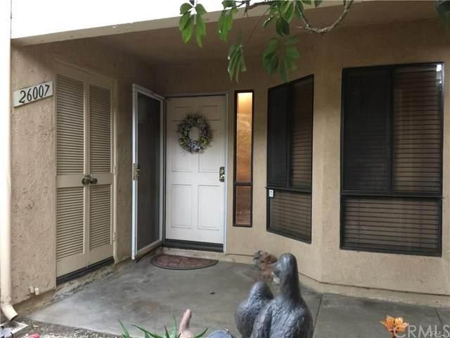 26007 Orbita #63, Mission Viejo, CA 92691 (#302485251) :: Keller Williams - Triolo Realty Group