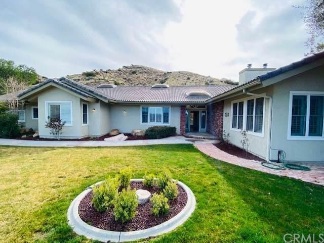 31904 Cedarcroft Road, Acton, CA 93510 (#302485285) :: Keller Williams - Triolo Realty Group