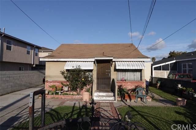 10704 Firmona Avenue, Lennox, CA 90304 (#302485288) :: The Yarbrough Group