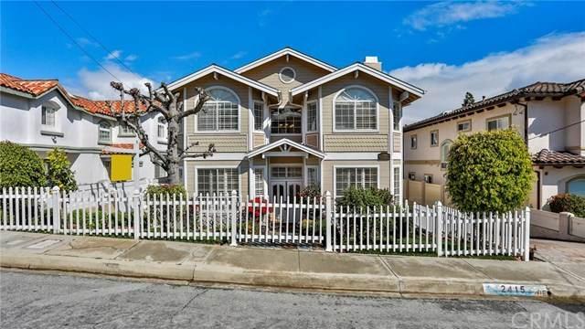 2415 Marshallfield Lane A, Redondo Beach, CA 90278 (#302485442) :: Keller Williams - Triolo Realty Group