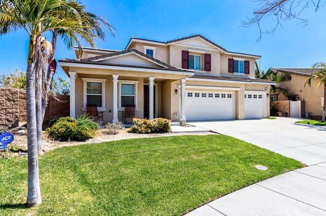 6878 Lucite Drive, Eastvale, CA 92880 (#302485644) :: Keller Williams - Triolo Realty Group
