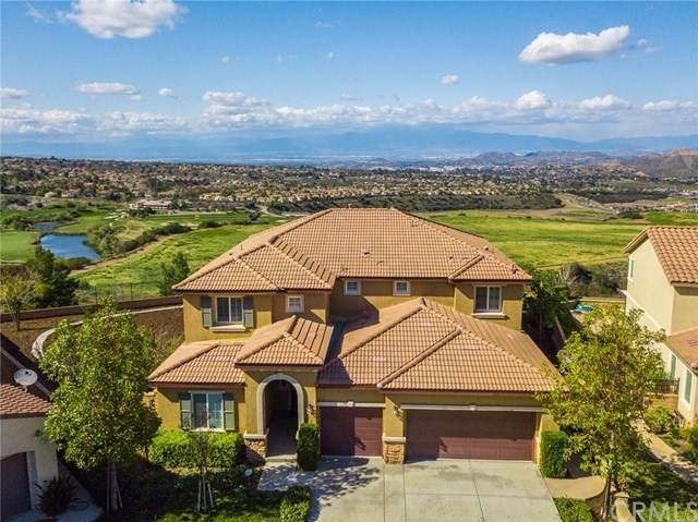 7366 Sanctuary Drive, Corona, CA 92883 (#302486005) :: Keller Williams - Triolo Realty Group