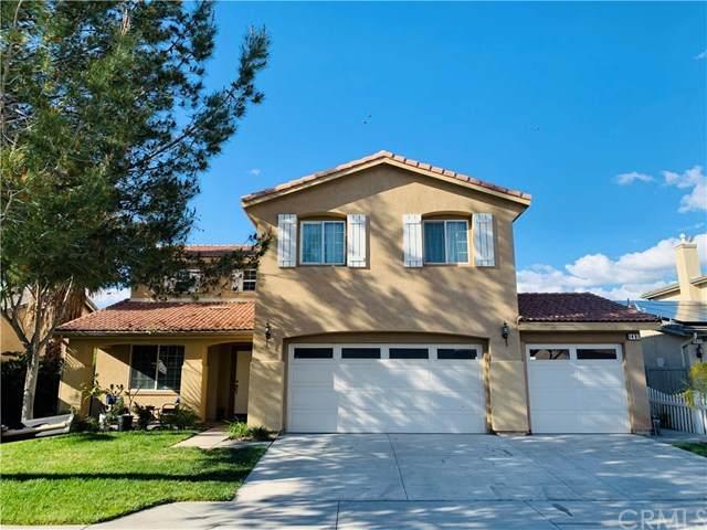 1497 Burns Lane, San Jacinto, CA 92583 (#302486177) :: Keller Williams - Triolo Realty Group
