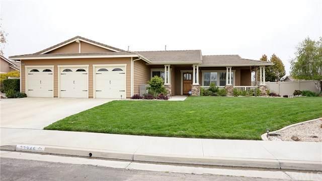 23946 Conestoga Avenue, Murrieta, CA 92562 (#302487585) :: Whissel Realty