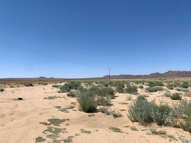 0 Sunever, Joshua Tree, CA 92252 (#302487847) :: The Stein Group