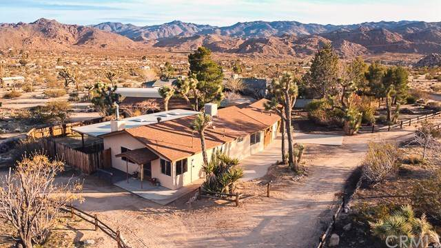 8393 Uphill Road, Joshua Tree, CA 92252 (#302488714) :: The Stein Group