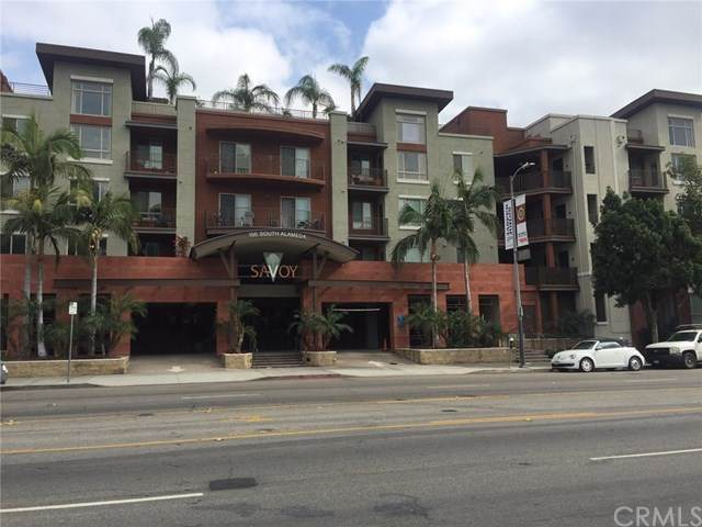 100 S Alameda Street #218, Los Angeles, CA 90012 (#302488833) :: Whissel Realty