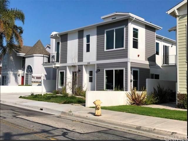 2215 Robinson Street B, Redondo Beach, CA 90278 (#302488982) :: Keller Williams - Triolo Realty Group