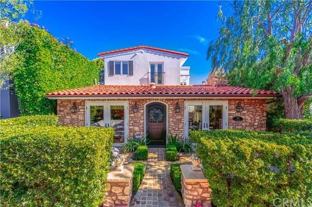109 Via Mentone, Newport Beach, CA 92663 (#302489067) :: Keller Williams - Triolo Realty Group