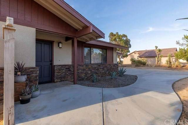 58350 Bonanza Drive, Yucca Valley, CA 92284 (#302489330) :: Keller Williams - Triolo Realty Group