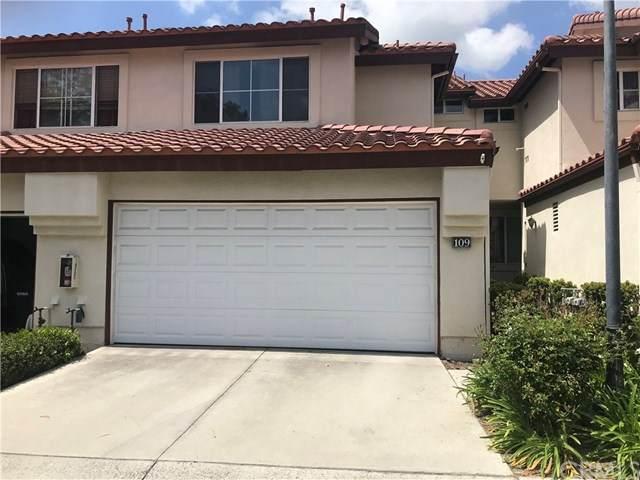 109 Via Lampara, Rancho Santa Margarita, CA 92688 (#302490233) :: Compass