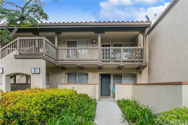 192 S Cross Creek Road J, Orange, CA 92869 (#302490244) :: Whissel Realty
