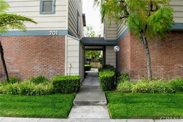 701 E Harvard Street #5, Glendale, CA 91205 (#302490255) :: Keller Williams - Triolo Realty Group