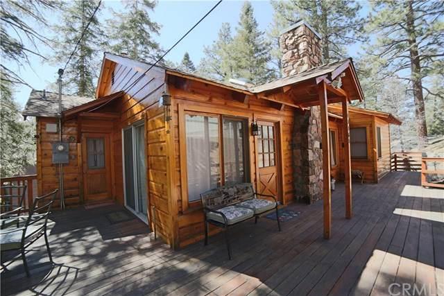 43165 Sunset Drive, Big Bear, CA 92315 (#302490711) :: San Diego Area Homes for Sale