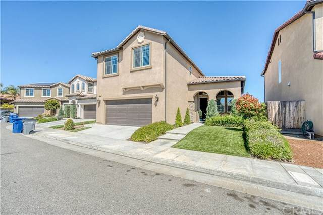 1596 E Green Sage Avenue, Fresno, CA 93730 (#302491851) :: Whissel Realty