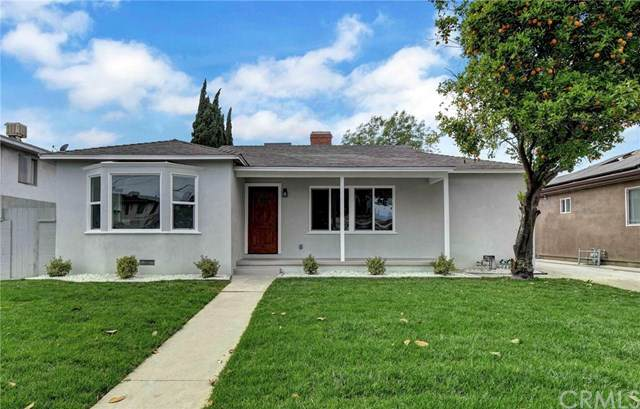 6417 Greenbush Avenue, Van Nuys, CA 91401 (#302492154) :: The Stein Group