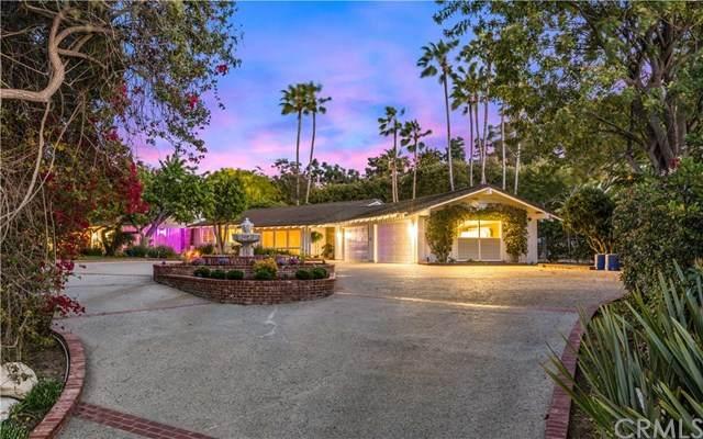 2724 Palos Verdes Drive, Rolling Hills, CA 90274 (#302492158) :: Keller Williams - Triolo Realty Group