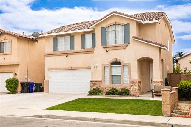 13547 Ashland Lane, Fontana, CA 92336 (#302492163) :: Keller Williams - Triolo Realty Group
