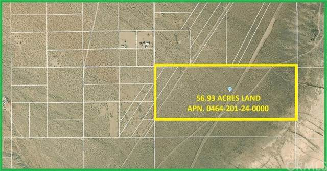 0 Banta, Lucerne Valley, CA 92356 (#302494409) :: Whissel Realty