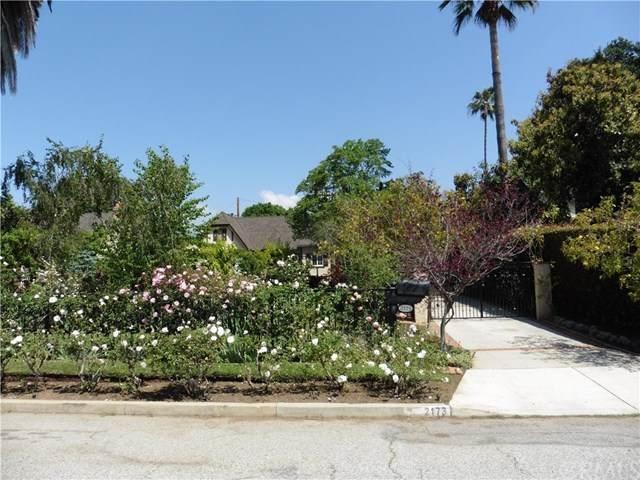 2173 San Pasqual Street, Pasadena, CA 91107 (#302504523) :: Whissel Realty