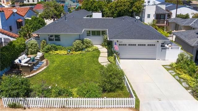 329 Camino Del Campo, Redondo Beach, CA 90277 (#302516109) :: Compass