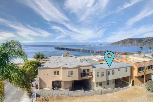324 Front Street D/4, Avila Beach, CA 93424 (#302518206) :: Whissel Realty