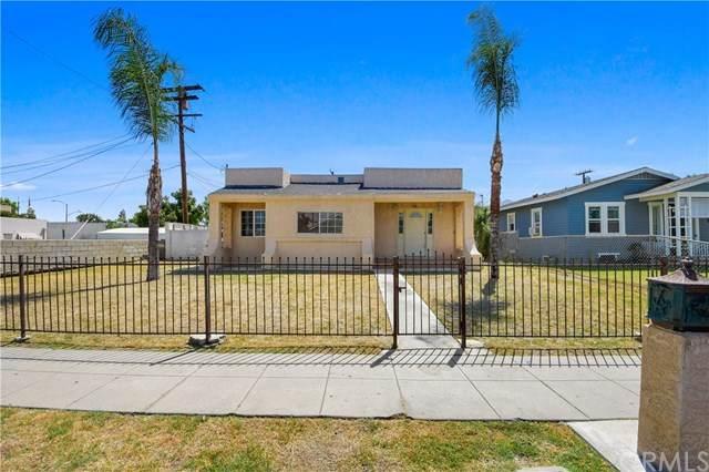 3436 Nevada Avenue, El Monte, CA 91731 (#302519337) :: Compass