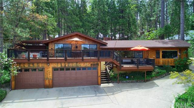 53637 Road 432, Bass Lake, CA 93604 (#302522487) :: Whissel Realty