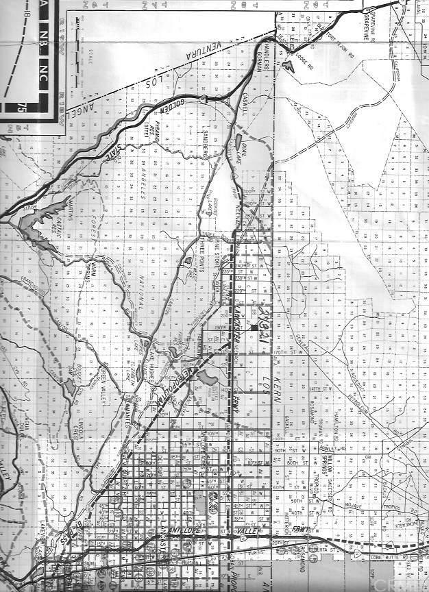 0 Vac/192 Stw/Vic Avenue B5, Fairmont, CA 93536 (#302522690) :: Whissel Realty