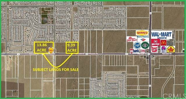 0 Palmdale, Adelanto, CA 92301 (#302523416) :: Yarbrough Group