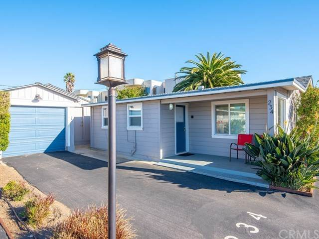 234 Pacific Street, Morro Bay, CA 93442 (#302523698) :: Cay, Carly & Patrick | Keller Williams
