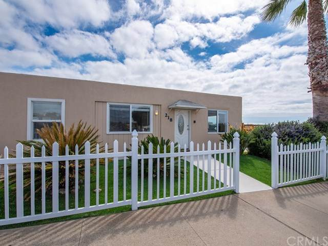 218 Pacific Street, Morro Bay, CA 93442 (#302523702) :: Cay, Carly & Patrick | Keller Williams