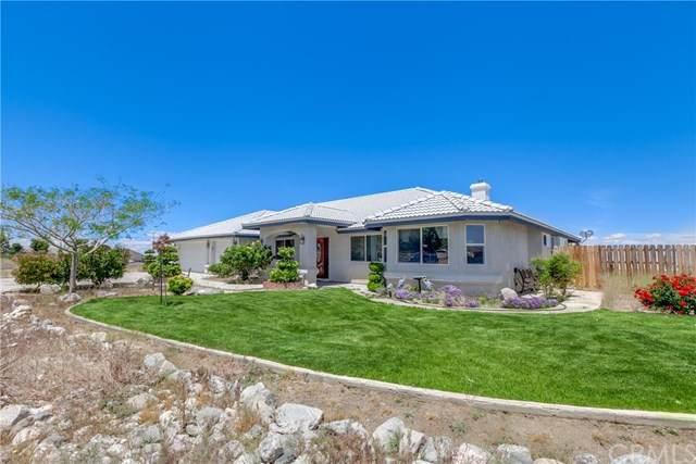 988 Del Rosa Road, Pinon Hills, CA 92372 (#302525188) :: Keller Williams - Triolo Realty Group