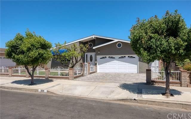 304 N Malgren Avenue, San Pedro, CA 90732 (#302525481) :: Whissel Realty