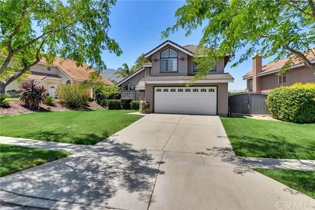 848 Highland View Drive, Corona, CA 92882 (#302525979) :: COMPASS