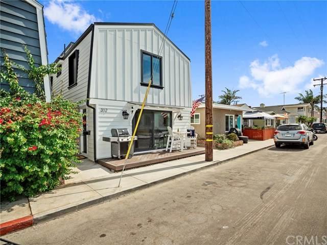 312 36th Street, Newport Beach, CA 92663 (#302529760) :: Compass