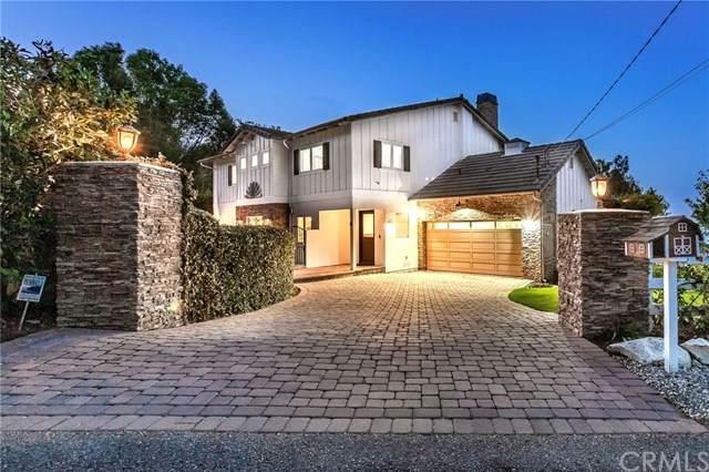 23 Sorrel Lane, Rolling Hills Estates, CA 90274 (#302532170) :: COMPASS